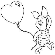Winnie the pooh outline clipart clip art free character outline winnie the pooh - Google Search | coloring ... clip art free