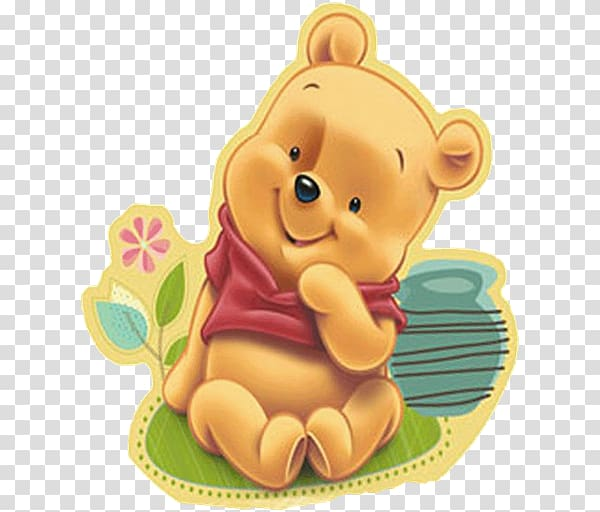 Winnie the pooh showering clipart banner library library Winnie-the-Pooh Baby shower Infant Birthday Party, winnie ... banner library library
