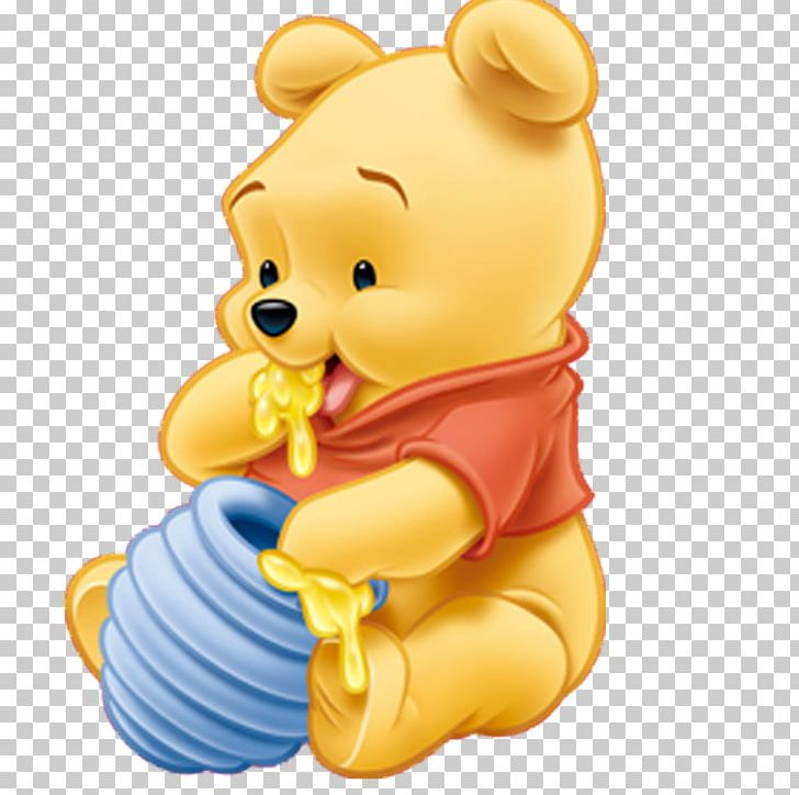 Winnie the pooh showering clipart vector stock Winnie The Pooh Piglet Eeyore Tigger Infant PNG, Clipart, A ... vector stock