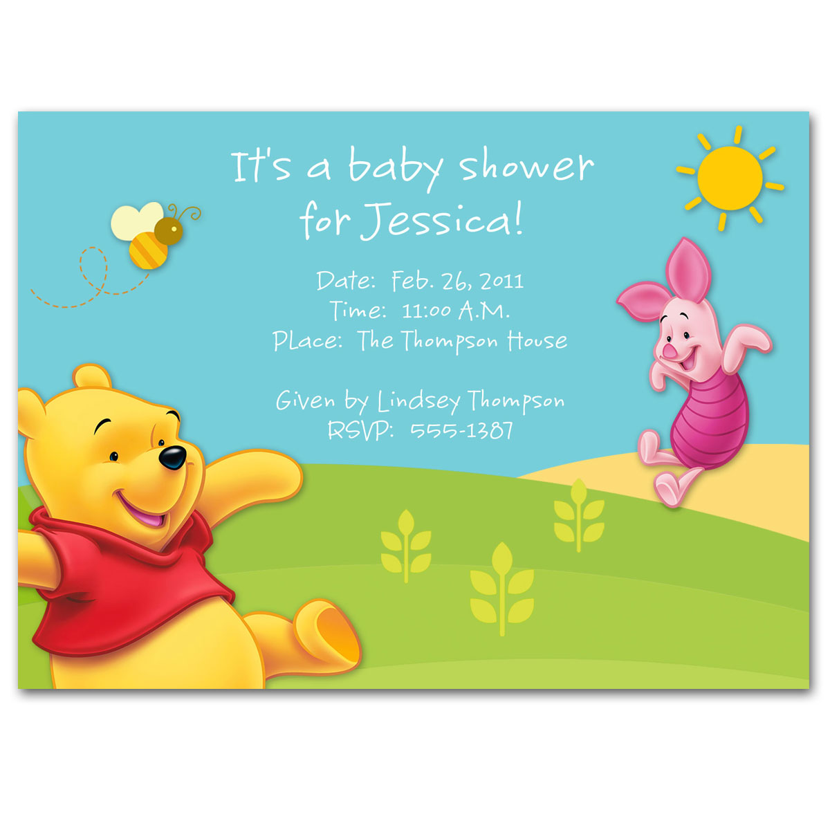 Winnie the pooh showering clipart png freeuse library WINNIE THE POOH Baby Shower   Clipart Panda - Free Clipart ... png freeuse library