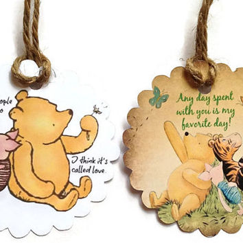 Winnie the pooh thank you clipart quotes banner download Best Classic Winnie The Pooh Birthday Products on Wanelo banner download