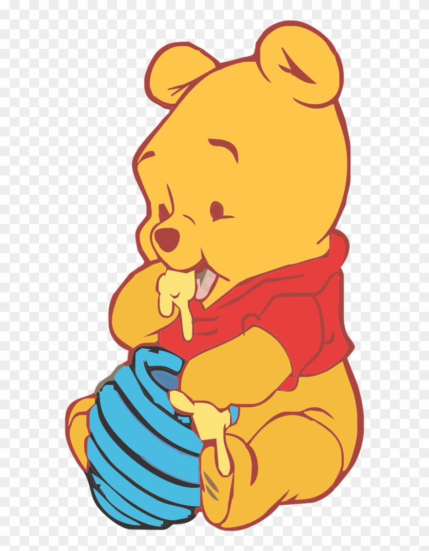 Winnie the pooh vector clipart vector free stock Winnie Pooh Png - Baby Winnie The Pooh Vector Clipart ... vector free stock