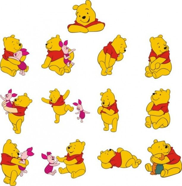 Winnie the pooh vector clipart png free download winnie the pooh vector material | "|613|626|?|en|2|16f6c83f466e5d64c7d727bb039ef9b2|False|UNLIKELY|0.3187901973724365