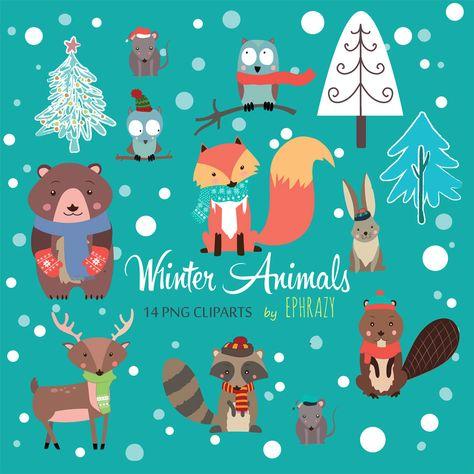 Winter animal clipart svg free Pinterest svg free