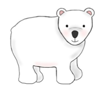 Winter animal clipart picture free stock Arctic animals Clipart {winter} picture free stock