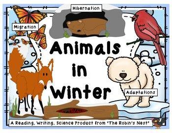Winter animal migration clipart jpg transparent library Animals in Winter: Adaptation, Migration. and Hibernation ... jpg transparent library