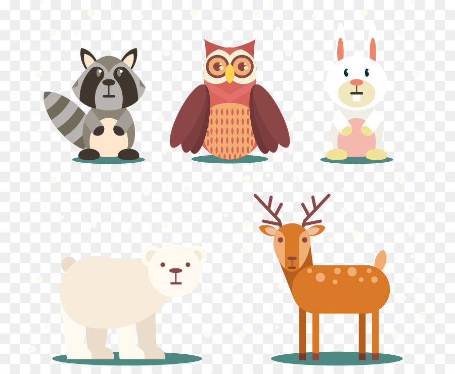 Winter animal transparent clipart picture free Polar Bear Cartoon png download - 786*724 - Free Transparent ... picture free