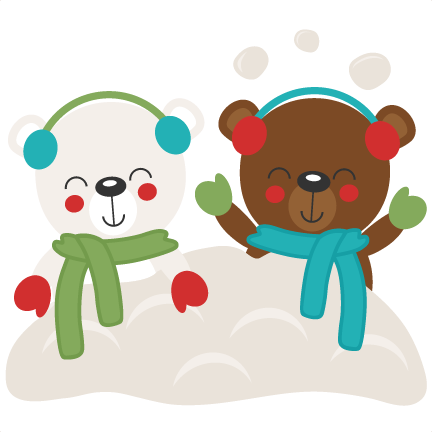 Winter animals clipart transparent background clipart stock Free Winter Bear Cliparts, Download Free Clip Art, Free Clip ... clipart stock