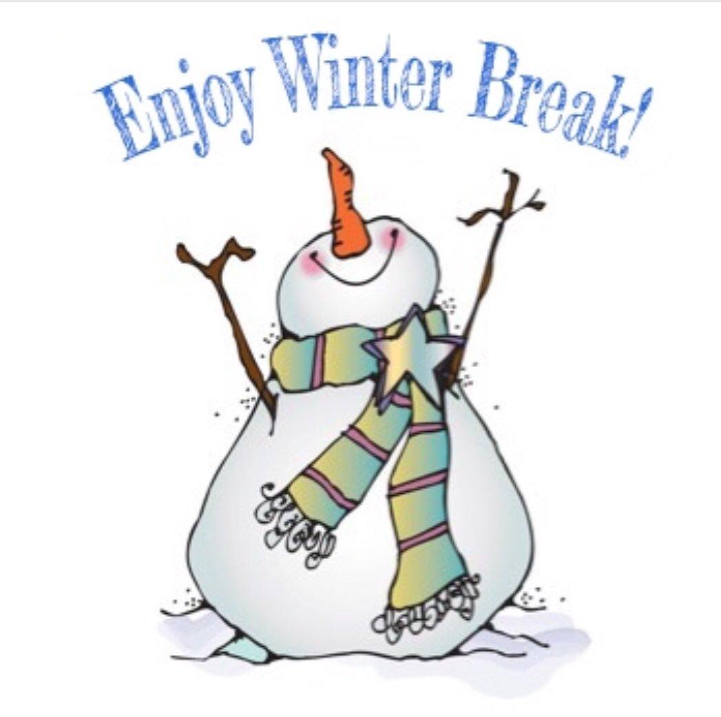 Winter break free clipart image transparent Enjoy Your Winter Break Clipart – 2.000.000 Cool Cliparts ... image transparent