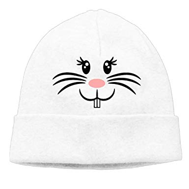 Winter bunny clipart clip royalty free library Amazon.com: HATS NEW Clipart Easter Bunny Men\'s&Women\'s ... clip royalty free library