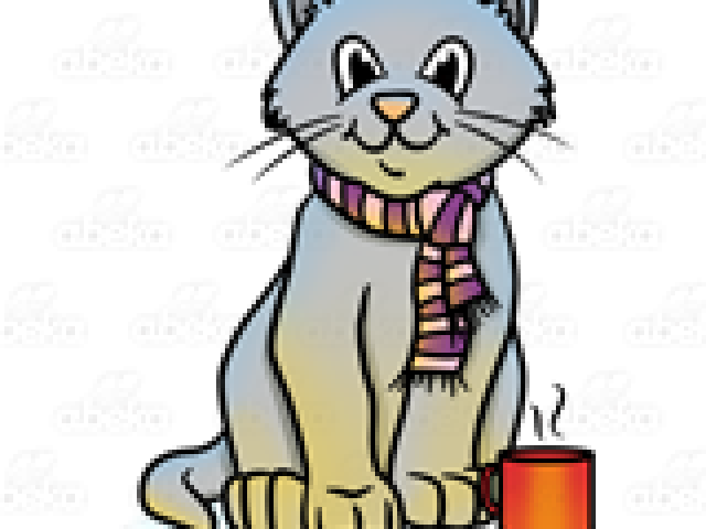 Winter cat clipart svg library stock Winter Wonderland Clipart Free Download Clip Art - carwad.net svg library stock