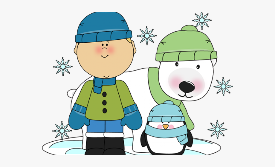 Winter cliparts graphic Gloves Clipart Snowy Clothes - Free Winter Clipart Bears ... graphic