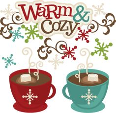 Winter drinks clipart clip art freeuse library 51 Best HOT CHOCOLATE AND COFFEE CLIPART images in 2016 ... clip art freeuse library