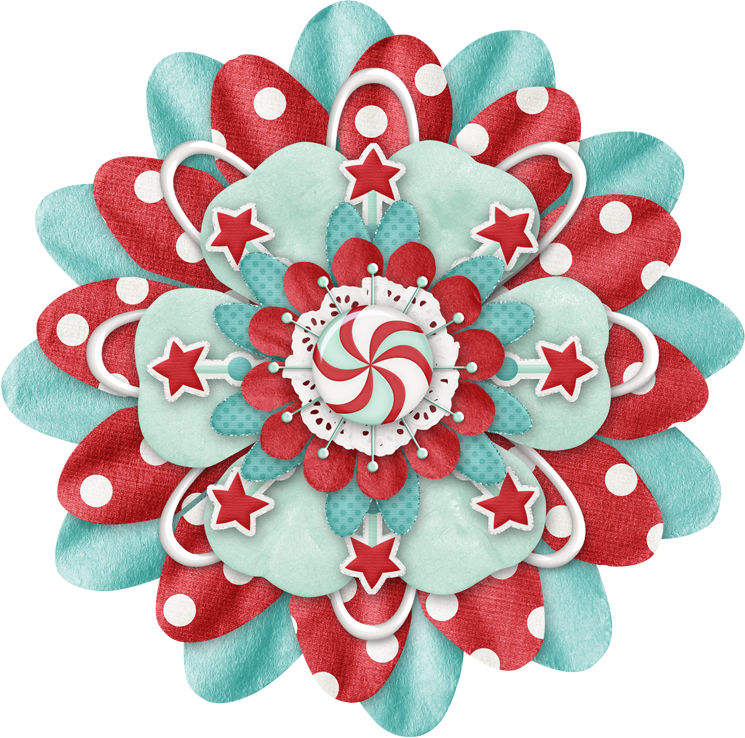 Winter flower clipart graphic free library Alena1984 — «jss_heavenly_layered flower 4.png» на Яндекс.Фотках ... graphic free library