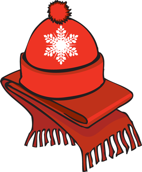 Winter hat and gloves clipart clip library download Free Winter Accessories Cliparts, Download Free Clip Art ... clip library download