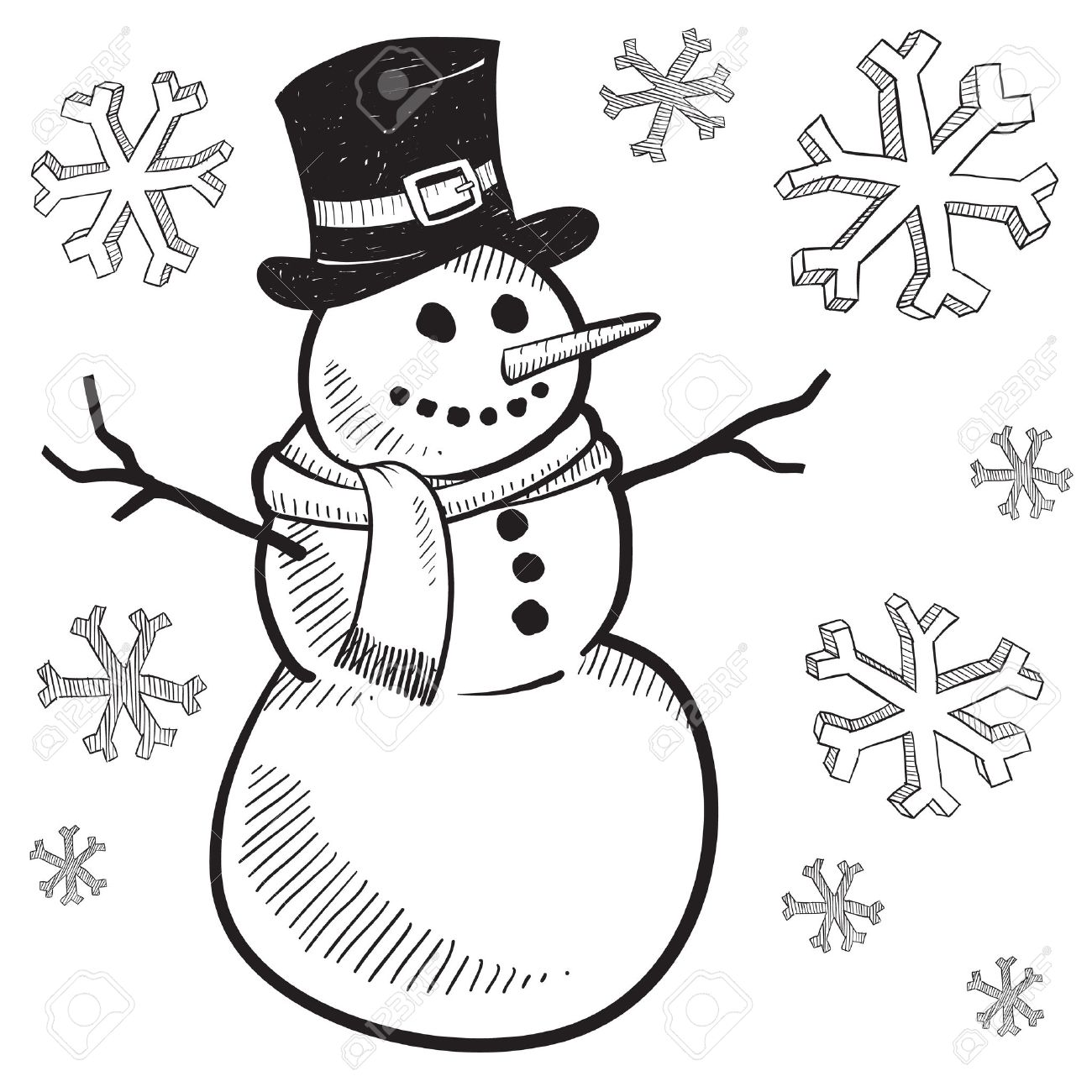 Winter holiday clipart black and white free clip royalty free library Winter Holiday Clipart Black And White clip royalty free library