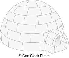 Winter igloos clipart banner stock Igloo Illustrations and Clipart. 2,233 Igloo royalty free ... banner stock
