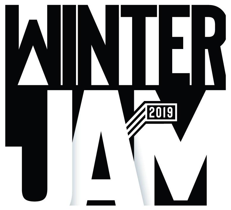 Winter jam clipart