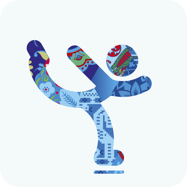 Winter olympics 2014 clipart vector Clipart resolution 640*640 - winter olympics stick figures ... vector