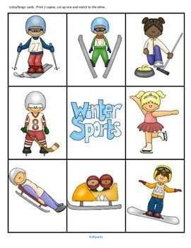Winter olympics sports clipart clipart freeuse download Olympic Games clipart snow sport #5 | olympics | Winter ... clipart freeuse download