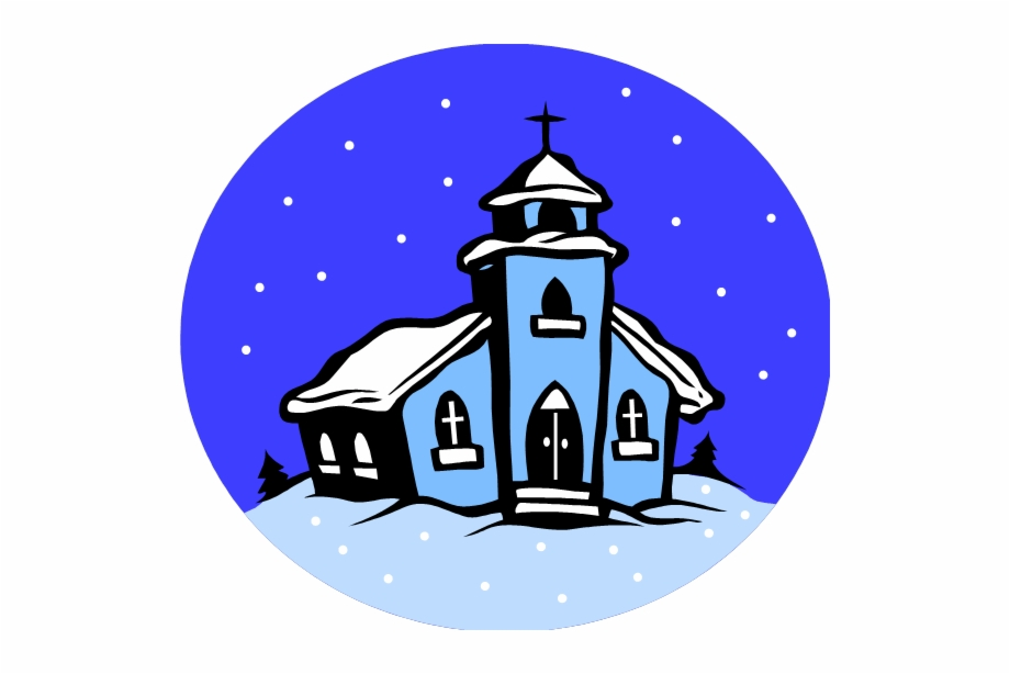 Winter religious clipart vector royalty free library Winter Church Clipart - Clip Art Free PNG Images & Clipart ... vector royalty free library