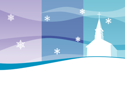Winter religious clipart clipart freeuse stock Image: Blue Sky Church Winter | Christmas Image | Christart.com clipart freeuse stock