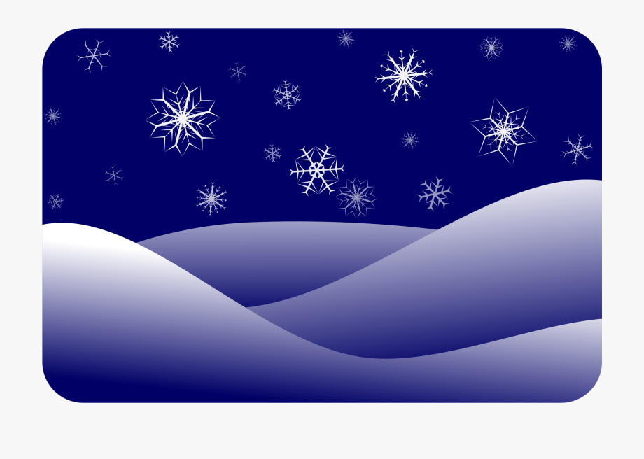 Winter scenery clipart png image black and white stock Scenery Clipart Winter - Winter Snow Scenes Clipart #122222 ... image black and white stock