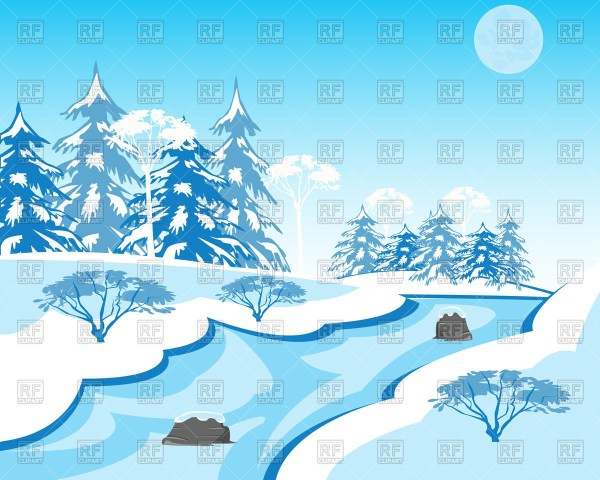 Winter scriptural clipart png freeuse stock 25+ Free Clip Art Winter Landscape With Scripture Pictures ... png freeuse stock