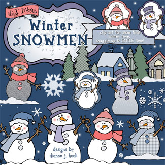 Winter show clipart png transparent library Clip art for snow time, winter time, snuggle up & smile time ... png transparent library