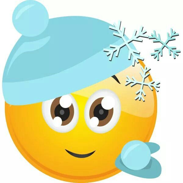 Winter smiley face clipart vector black and white stock Smiley Face Free Clipart - Clip Art Library vector black and white stock