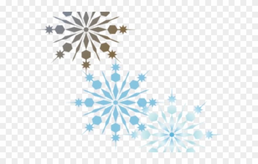 Winter wonderland clipart transparent background clip stock Snowflake Clipart Winter Wonderland - Transparent Background ... clip stock