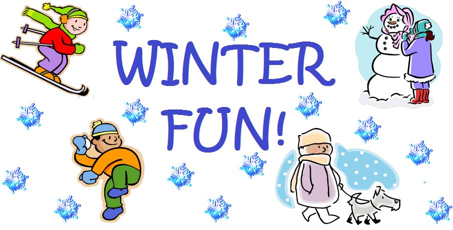 Winter activity clipart clip art Winter Week  is next! - Clip Art Library clip art