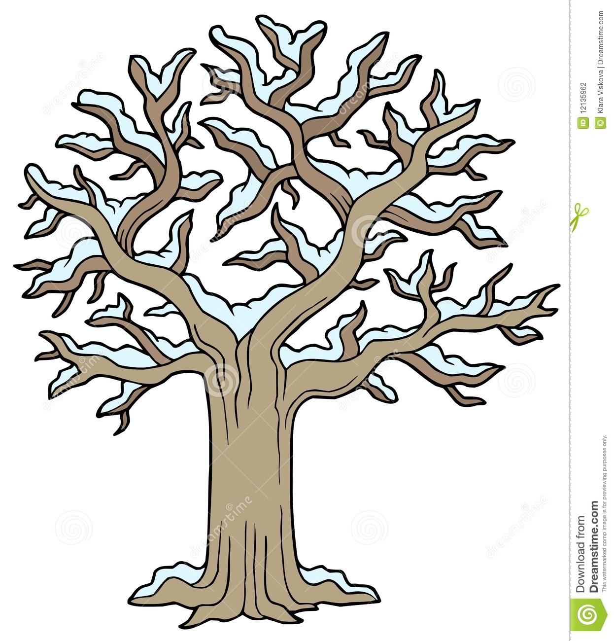 Winter trees clipart free clip art free Winter trees clipart 5 » Clipart Station clip art free