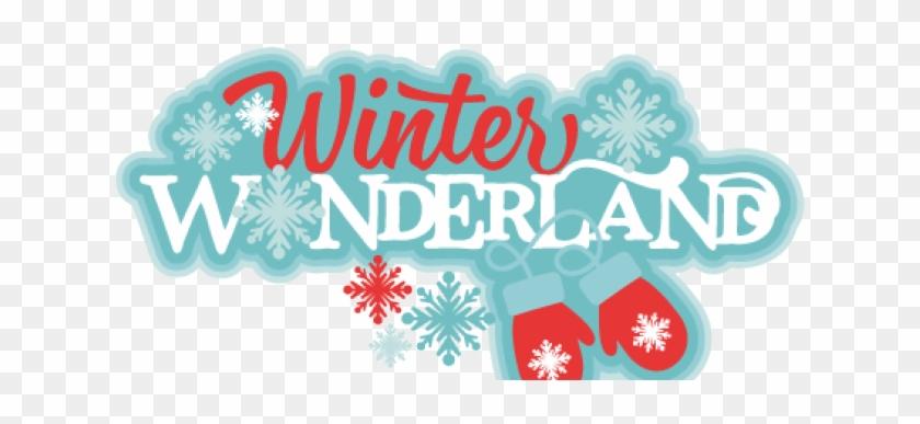 Winter wonderland clipart transparent background clip art freeuse download Winter Wonderland Clipart - Graphic Design, HD Png Download ... clip art freeuse download