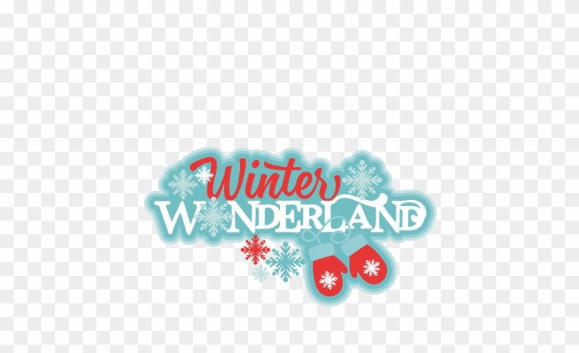 Winter wonderland clipart transparent background png royalty free stock Winter Wonderland Clipart - Making-The-Web.com png royalty free stock
