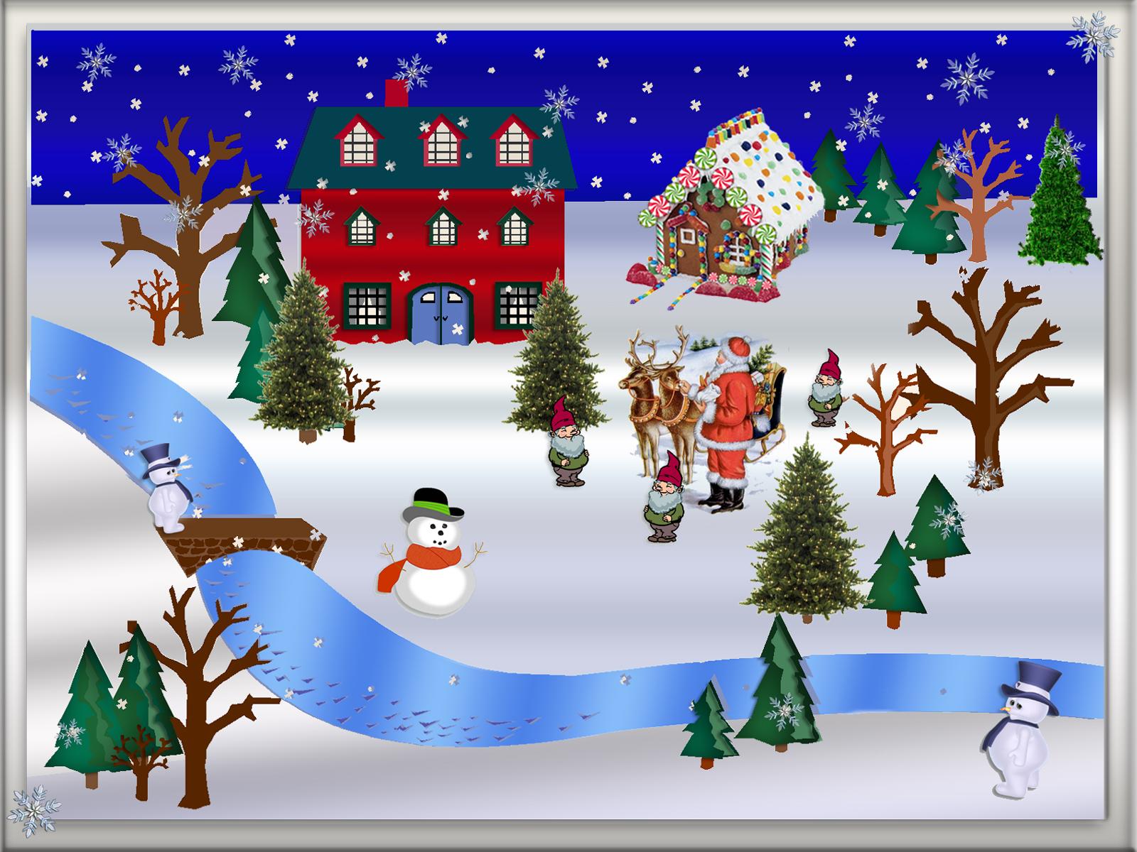 Winter xmas free clipart clip art download Christmas Scenes Clipart & Look At Clip Art Images - ClipartLook clip art download