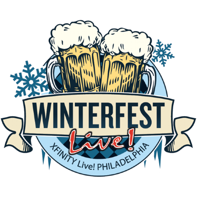 Winterfest clipart transparent clipart black and white library The Scene: Winterfest Live! At XFINITY Live! | Arts ... clipart black and white library