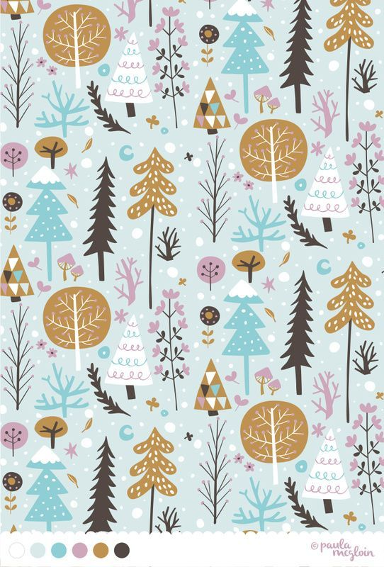 Winterforrest free clipart transparent stock Winterforrest ☆ iPhone wallpaper | Patterns on Patterns in ... transparent stock