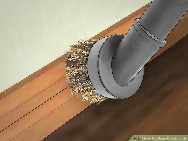 Wipe down base boards clipart clipart freeuse stock How to Clean Baseboards (with Pictures) - wikiHow clipart freeuse stock