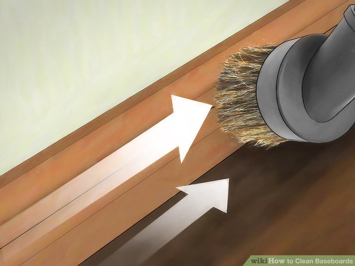 Wipe down base boards clipart graphic library download How to Clean Baseboards (with Pictures) - wikiHow graphic library download