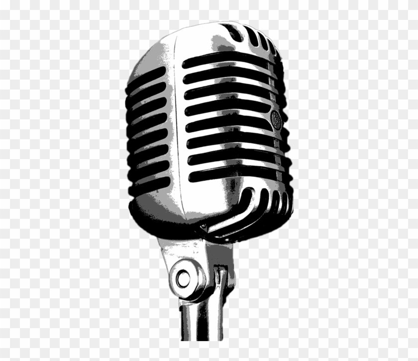 Wireless microphone clipart graphic Mic Drawing Radio Microphone - Open Mic Clip Art, HD Png ... graphic