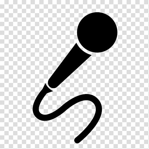 Wireless microphone clipart clipart free download Wireless microphone Silhouette, microphone transparent ... clipart free download