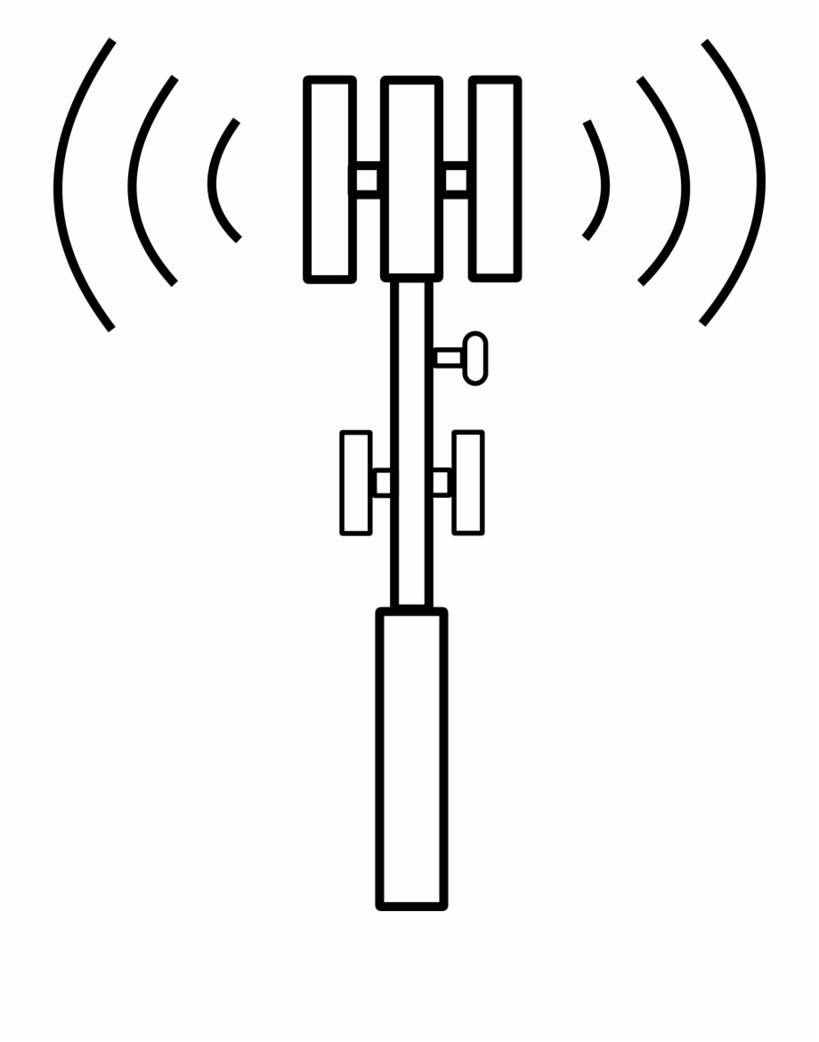 Wireless towers clipart clip art download Antenna Png Transparent - Cell Phone Tower Clip Art Free PNG ... clip art download