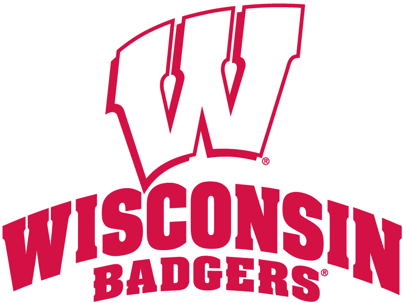 Wisconsin outdoors clipart graphic freeuse download images of the wisconsin badgers football logos | Wisconsin ... graphic freeuse download