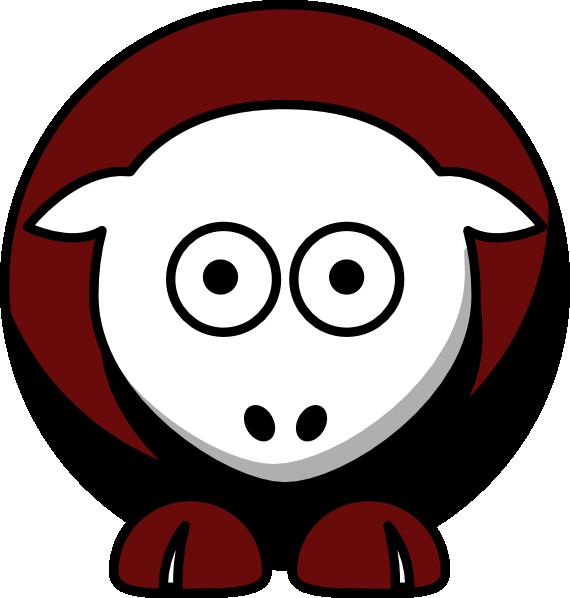 Wisconsin badgers football clipart banner download Sheep - Santa Clara Broncos - Team Colors - College Football Clip ... banner download