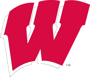 Wisconsin badgers logo clipart clip freeuse download Wisconsin Badgers | Wisconsin Badgers Logo Clip Art | logos ... clip freeuse download