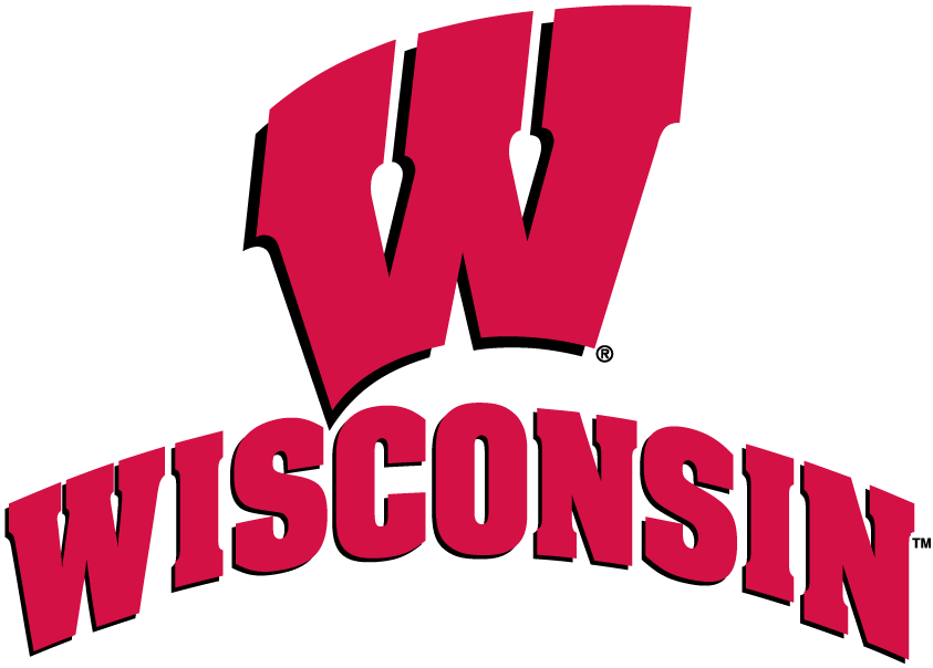 Wisconsin badgers logo clipart clip freeuse stock Free Wisconsin Football Cliparts, Download Free Clip Art ... clip freeuse stock