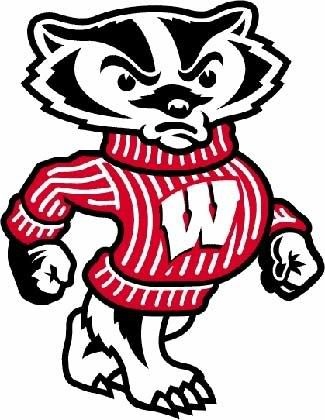 Wisconsin badgers logo clipart picture royalty free stock Wisconsin Badgers Logo Clip Art | Wisconsin Badgers Picture ... picture royalty free stock