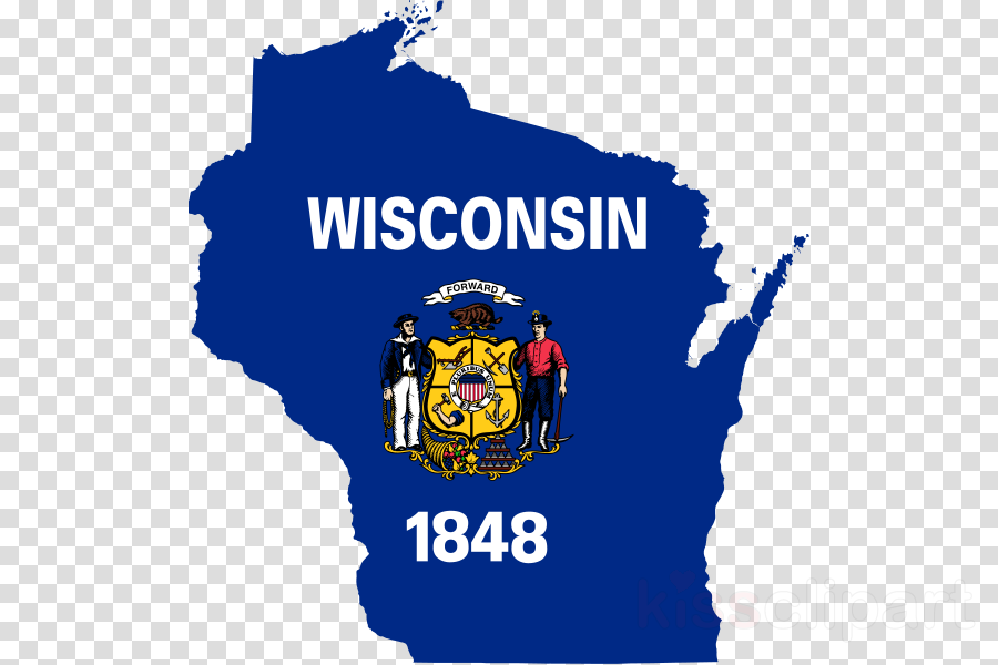 Wisconsin map clipart clipart library Map, Text, Product, transparent png image & clipart free ... clipart library