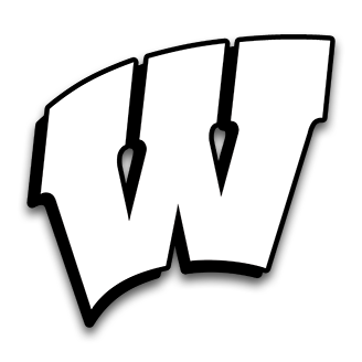 Wisconsin sports logos clipart black and white banner Basketball Logo Black And White   Free download best ... banner